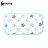 韓國【 Borny 】 3D立體酷涼透氣幼兒枕 (蜜糖藍)(6個月~12歲皆適用) - 限時優惠好康折扣
