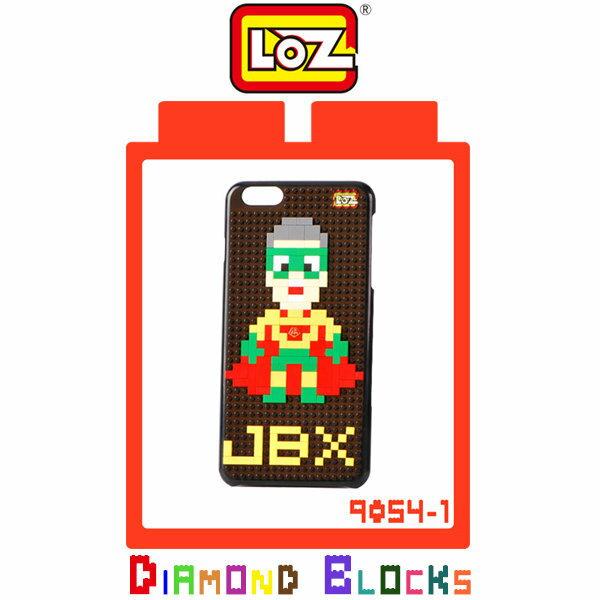 ^~斯瑪鋒 ^~LOZ Apple iPhone 6 Plus 保護殼~9054~1 煎餅