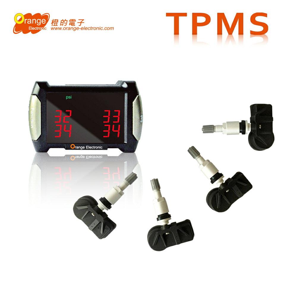 【贈3孔擴充器】Orange P420A Plus 鷹獵機 無線胎壓監測系統/輪胎/汽車/安全