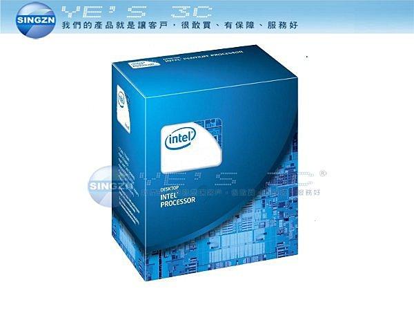 「YEs 3C」INTEL英特爾第四代Core I5-4460 中央處理器 有發票yes3c