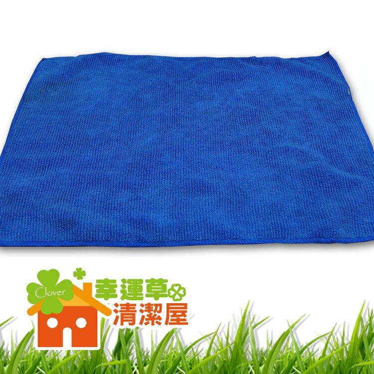 [幸運草清潔屋]Bovoas/保瓦士-專業用超細纖維強力吸水布6條裝/30cm*30cm/吸水量可達一般?布5倍以上