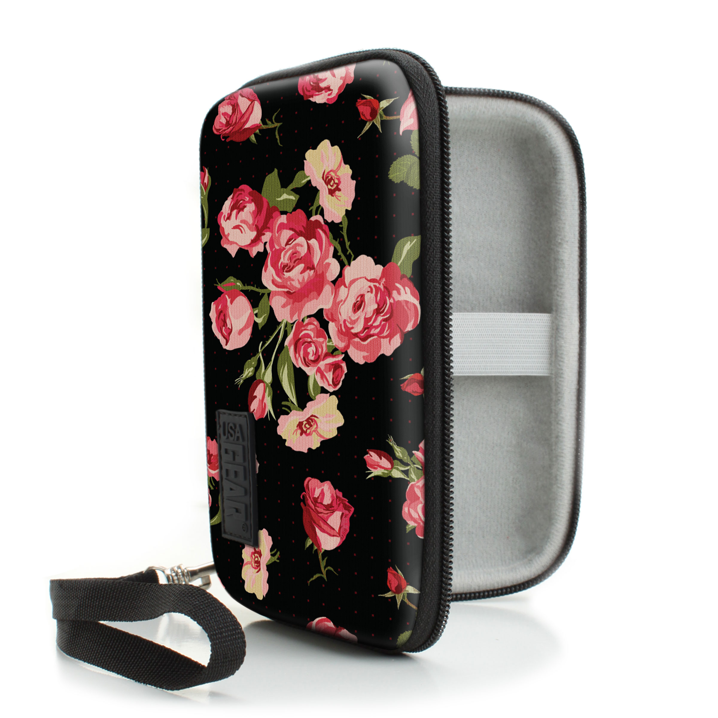 Portable Wi-Fi Mobile Hotspot Carrying Case by USA Gear with Detachable Security Wrist Strap 5