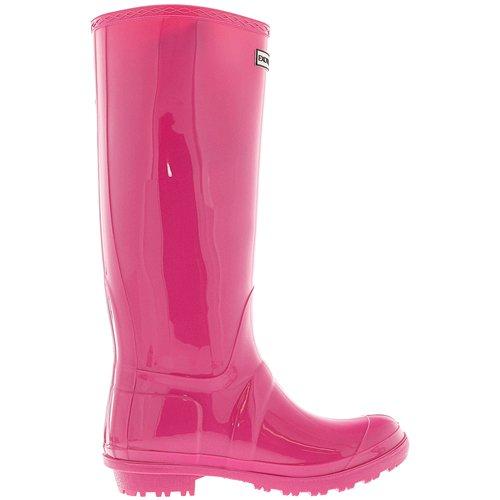 Exotic Identity Women's Original Tall Knee-High Rain Boot 7