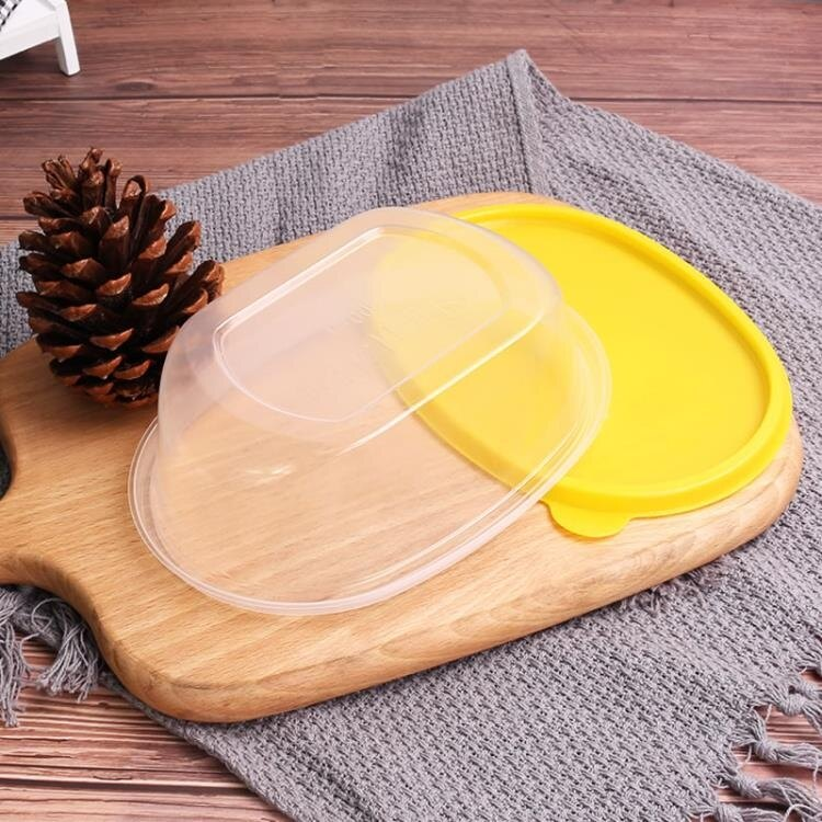 蛋糕盒 新品網紅千層蛋糕盒子一次性高檔冰淇淋豆乳水果撈透明塑料打包裝