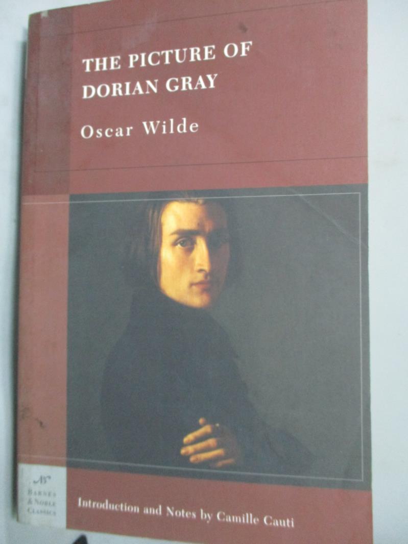 ~書寶 書T6/原文小說_INS~The Picture of Dorian Gray_W