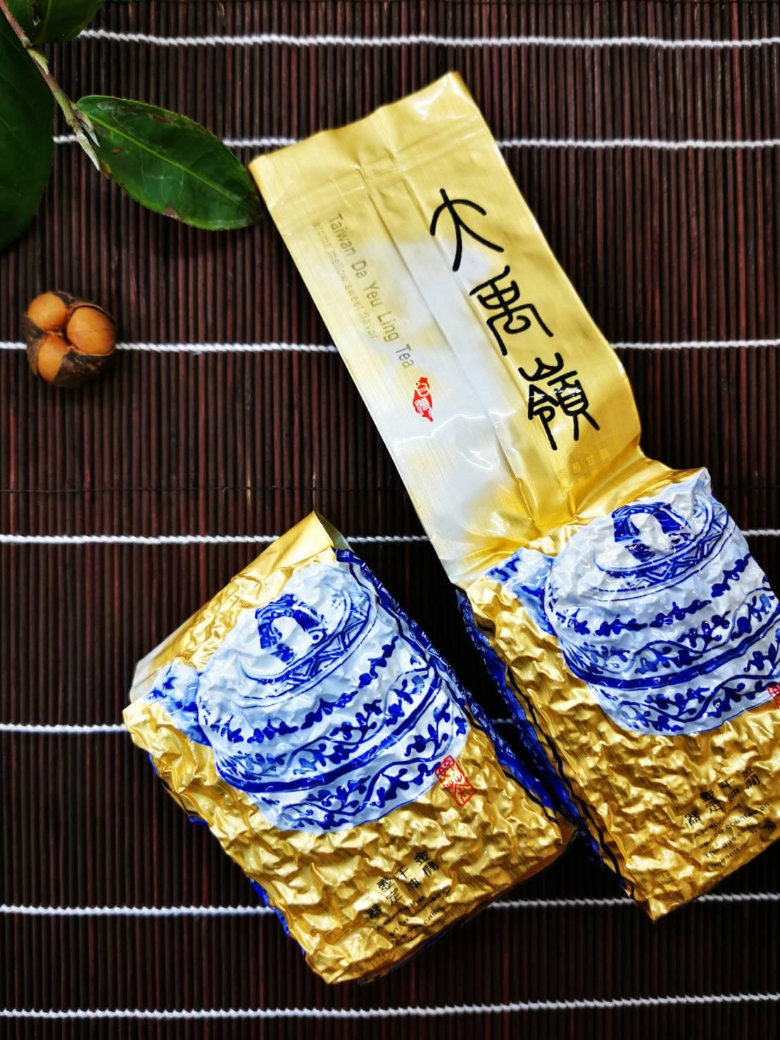 【太平製茶】台灣嚴選高山大禹嶺高冷茶