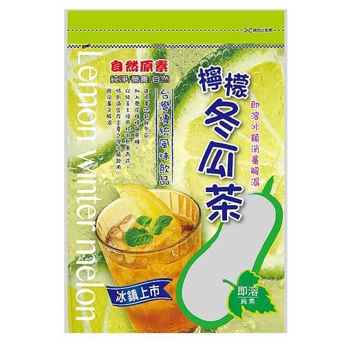 自然原素檸檬冬瓜茶240g【康鄰超市】