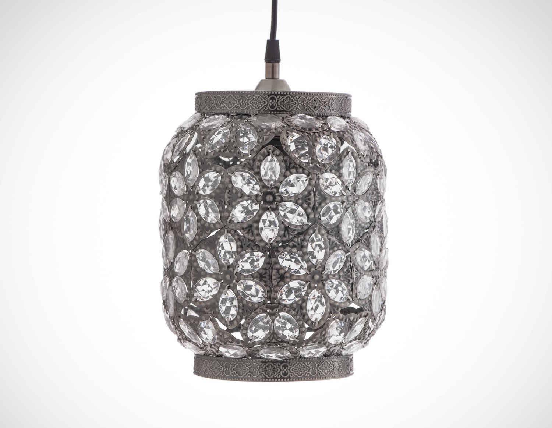 青古銅花瓣紋吊燈-BNL00071 0