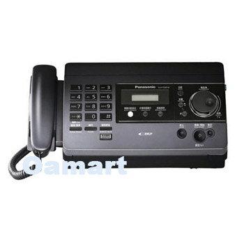 Panasonic KX-FT518(鈦金屬黑) 自動裁紙感熱紙傳真機