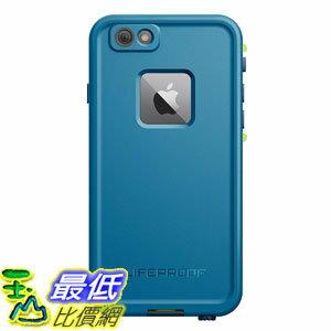 [107美國直購] 手機保護殼 Lifeproof FRE Waterproof Case for iPhone 6/6s (4.7-Inch Version)- Black