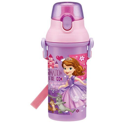 【百倉日本舖】日本製迪士尼 蘇菲亞公主水壺/兒童水壺/直飲式水壺