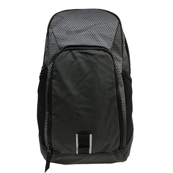Nike ALPHA REV BKPK - GFX 後背包 大容量 氣墊 黑 灰 【運動世界】BA5252-010