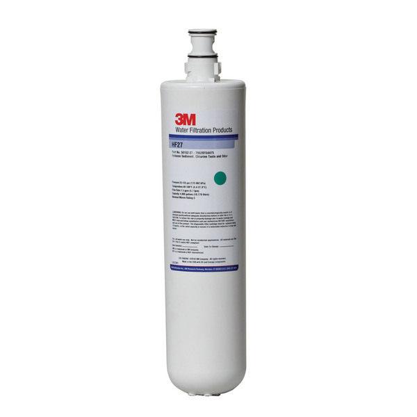 3M HF27 洗滌清潔淨水系統替換濾心^(超大濾淨量~清洗蔬果料理食材更安心^)