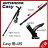 ANTISHOCK  Casy  登山杖 三節式  隨機出色  合金尖頭杖  指北針  周年慶特價  可傑 0