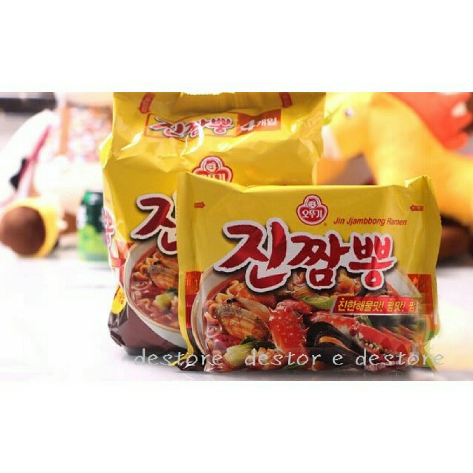有樂町進口食品 韓流來襲 不倒翁r金螃蟹炒碼麵 130g 8801045522678 1