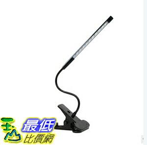 超亮 USB 7吋 10顆 LED 燈泡 桌上型、筆記型電腦 兩用式 桌燈 夾燈^(204