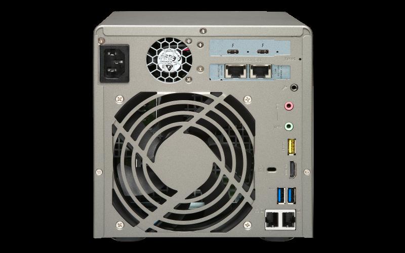 QNAP 威廉通 TVS-882ST3-i7-16G 8Bay NAS 網路儲存伺服器 9