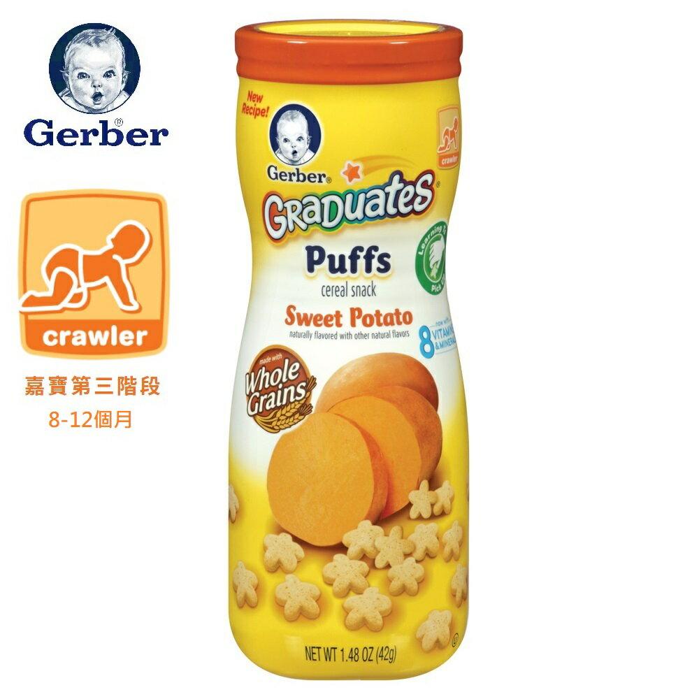 嘉寶Gerber幼兒星星餅乾(8~12個月) 3