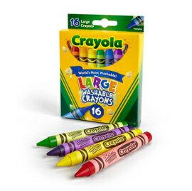 【悅兒樂婦幼用品舘】繪兒樂Crayola 可水洗大蠟筆16色
