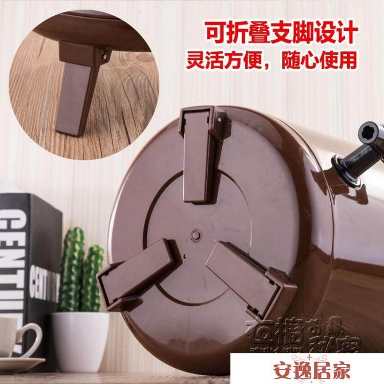 商用奶茶桶咖啡桶果汁桶豆漿桶飲料開水桶涼茶桶商用不銹鋼保溫桶 HM