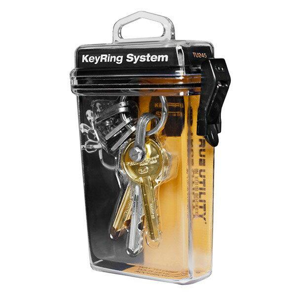~愛露愛玩~~True Utility~KeyRing System鑰匙圈扣環組