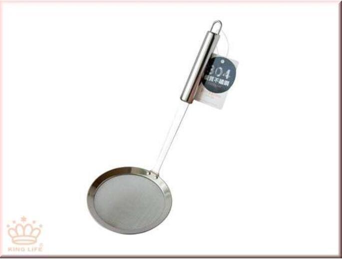 《愛露愛玩》妙廚304不鏽鋼油網杓  兩種尺寸