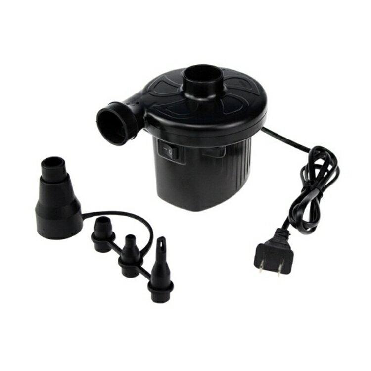 《愛露愛玩》電動充氣幫浦///110V///抽氣、充氣兩用///三種充氣孔