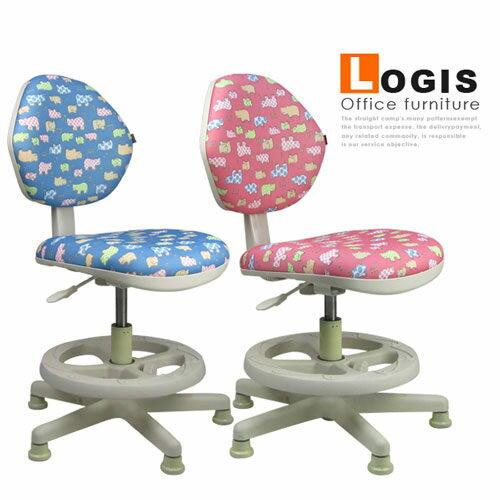 LOGIS邏爵家具 邏爵-守習微笑河馬兒童椅 成長椅 電腦椅 課桌椅 SGS/ LGA測試認證 SS300