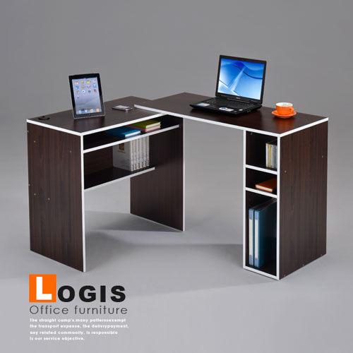 特價~邏爵家具-LS-20變化轉角電腦桌/書桌/L型桌