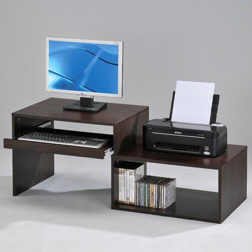 *邏爵*LS-08DIY和室伸縮電腦桌書桌移動桌輕巧桌置物架床頭桌台灣製造~*DIY