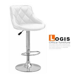 促銷*邏爵*~LOG-172 香雅索吧台椅/高腳椅/皮椅 酒吧 餐廳 接待所 設計師 *單入* (三色)