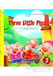 The Three Little Pigs 三隻小豬+1CD