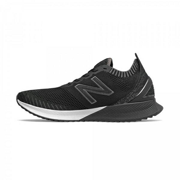 【NEW BALANCE】NB 跑鞋 Fuelcell  ECHO 輕量 透氣 黑 男鞋 -MFCECSKD