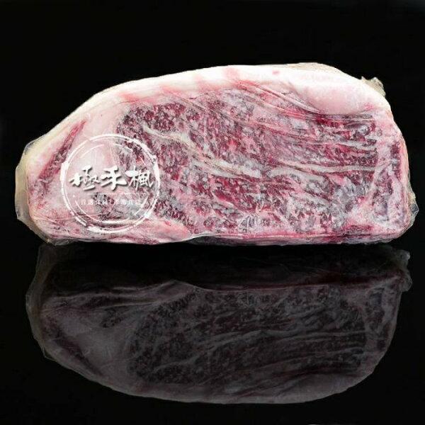 極禾楓肉舖&日本青森縣的國產牛(交雜牛)~B3紐約克