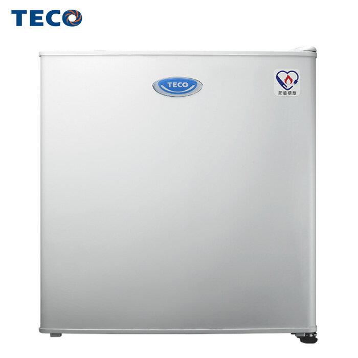 TECO 東元  R0512W 冰箱 50L 單門 小鮮綠系列 0