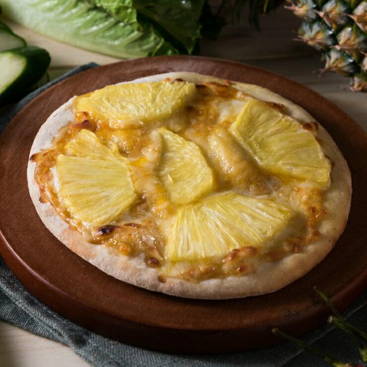 6吋芒果鳳梨pizza(冷凍披薩)★1月限定全店699免運