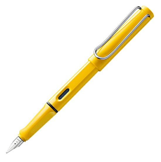 LAMY  SAFARI狩獵系列鋼筆/黃色 18