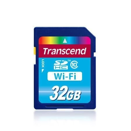 *╯新風尚潮流╭*創見32GB Wi-Fi SD記憶卡 立即無線分享照片及影片 TS32GWSDHC10