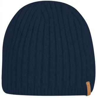 Fjallraven 瑞典北極狐 保暖帽/毛帽/滑雪/旅遊 Ovik 羊毛帽/針織帽/毛線帽 77304 555暗深藍