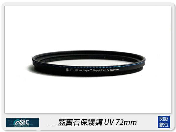 STCUV72mm藍寶石保護鏡(72