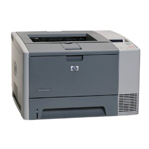 HP LaserJet 2400 2420d Laser Printer - Monochrome - 1200 x 1200 dpi Print - Plain Paper Print - Desktop - 30 ppm Mono Print - Letter, Legal, Executive, Custom Size - 350 sheets Standard Input Capacity - 750000 Duty Cycle - Automatic Duplex Print - USB 3