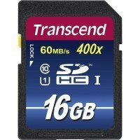 *╯新風尚潮流╭* 創見 SDHC記憶卡 16G 16GB C10 U1 400X SD大卡 TS16GSDU1