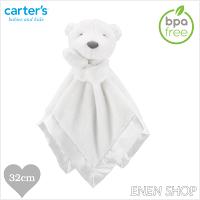 彌月玩具與玩偶推薦到『Enen Shop』@Carters 甜蜜小熊款baby安撫毛巾 #67607 新生兒/彌月禮就在ENEN SHOP推薦彌月玩具與玩偶