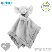 彌月玩具與玩偶推薦到『Enen Shop』@Carters 可愛大象款baby安撫毛巾 #67674 新生兒/彌月禮就在ENEN SHOP推薦彌月玩具與玩偶