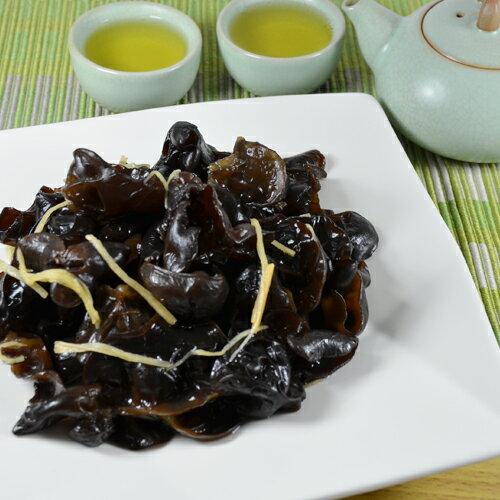 【 禾禾廚房】清涼爽口好開味  日式涼拌川木耳200g/1包 3