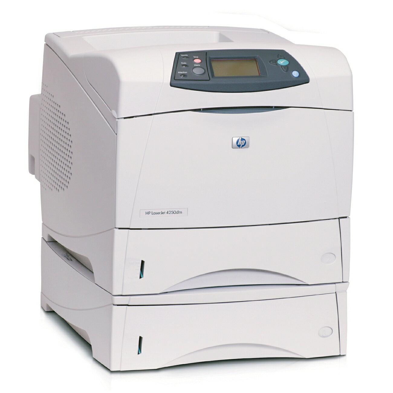 HP Laserjet 4250DTN Laser Printer 0
