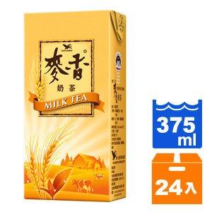 統一 麥香 奶茶 375ml(24入)/箱