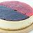 (免運)❤8吋極限雙莓❤一半草莓約瑟芬 + 一半藍莓超濃乳酪★當日採買新鮮水果並親手熬製果醬,讓你一次吃到兩種口感的乳酪美味【伯恩乳酪工坊】感謝食尚玩家&愛玩客等20家媒體推薦!!#團購美食#彌月禮盒#伴手禮#下午茶 2