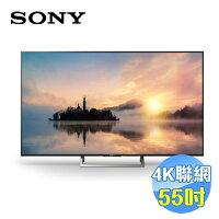 SONY 索尼推薦到【滿3千,15%點數回饋(1%=1元)】SONY 55吋4K聯網高畫質液晶電視 KD-55X7000E 含標準安裝 分期0%