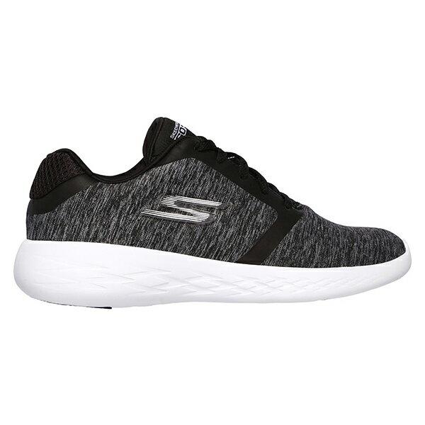 Shoestw【15071BKW】SKECHERS 慢跑鞋 GO RUN 600 麻灰黑 網布 瑜珈鞋墊 女款 1